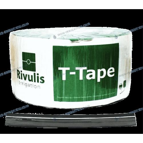 Gaine goutte à goutte T-TAPE 150, 200 et 375 microns