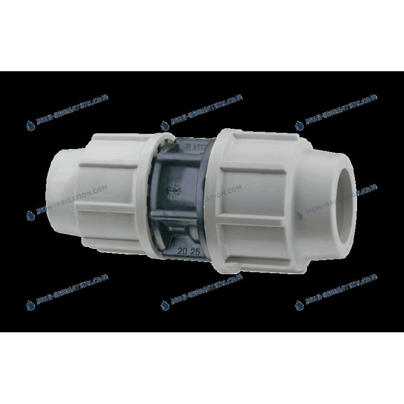 Manchon réduit compression PLASSON 16mm à 110mm