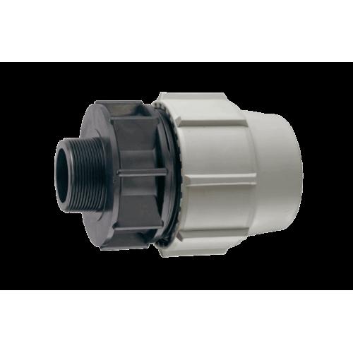 Manchon fileté PLASSON 16mm à 110mm - Série 7