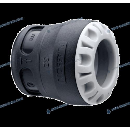 Bouchon 20mm à 63mm - Raccord PLASSON Série S1