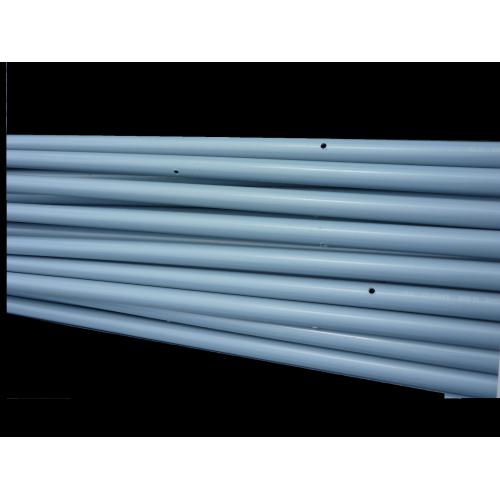 Tube PVC diamètre 32 mm - Taraudé 1 mètre - Longueur 6.04m