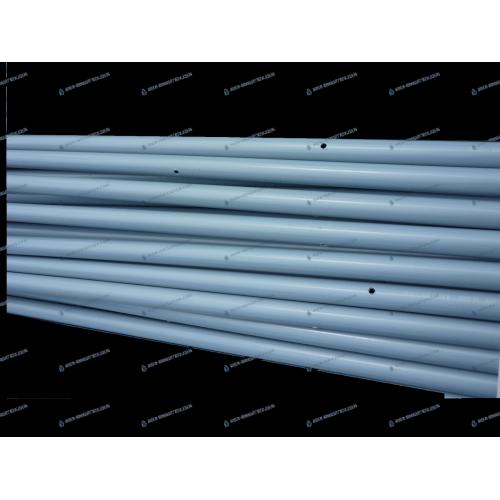Tube PVC horticole diamètre 40 mm - Taraudé 1 mètre