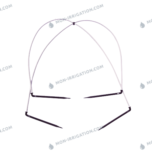 Manifold 4 Sorties 80 cm pour goutteur CNL Netafim