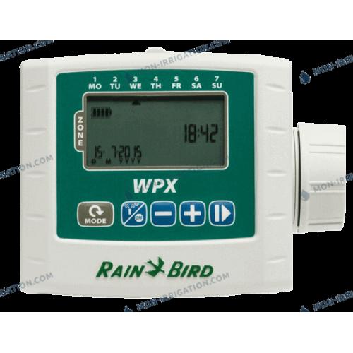 Programmateur d'arrosage Rain Bird 9V WPX 1voie