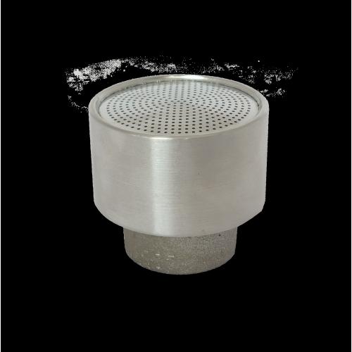 Pomme d'arrosage aluminium 42 L/min