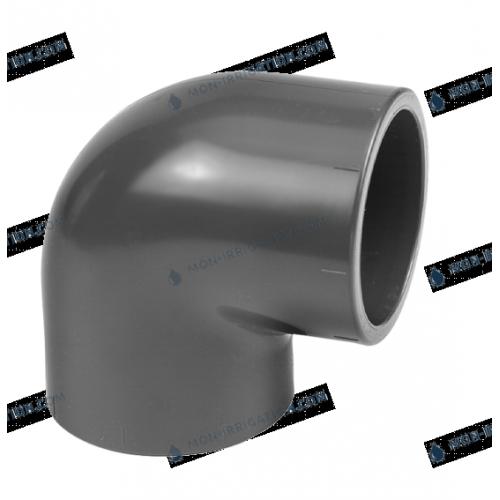 Coude PVC à 90° - PN16
