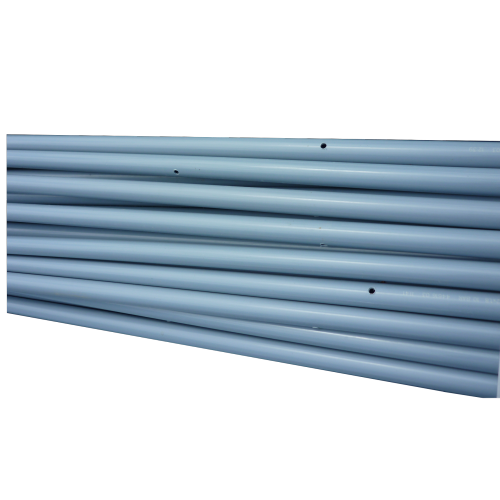 Tube PVC diamètre 32 - Taraudé 3 m - Longueur 6,04m