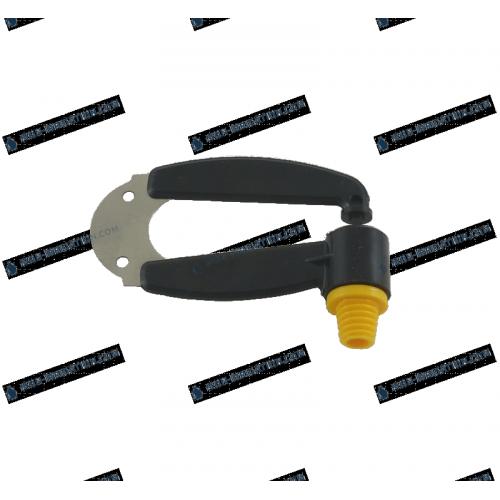 Brumiseur BARS Lame Inox buse Jaune - 140 L/h - Diametre 1m75