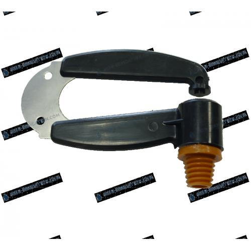 Brumiseur BARS Lame Inox buse Marron- 100 L/h - Diametre 1m60