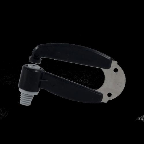 Diffuseur BARS à lame inox buse grise - 300 L/h - Diamètre 3m00
