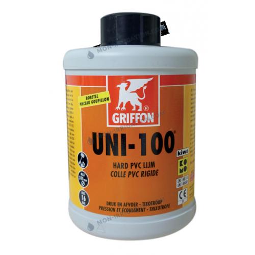 Colle PVC Rigide UNI-100 semi fluide