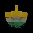 SPINNET TURBINE VERTE 70 À 200 L/H - NETAFIM