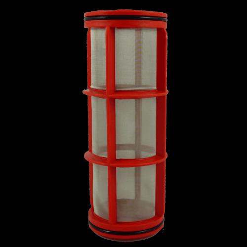Elément filtrant pour filtre plastique a tamis 1''1/2