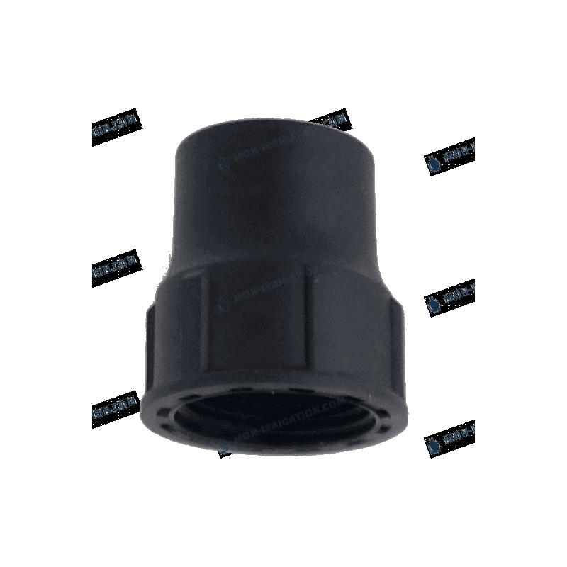 Bunzlauer céramique tasses avec soucoupes 4er set vol.200ml BLUE LINE COLLECTION