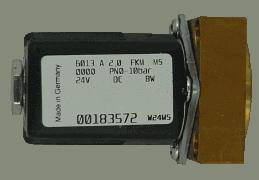 Solénoïde 24 volts continu KENTIE 24 VDC